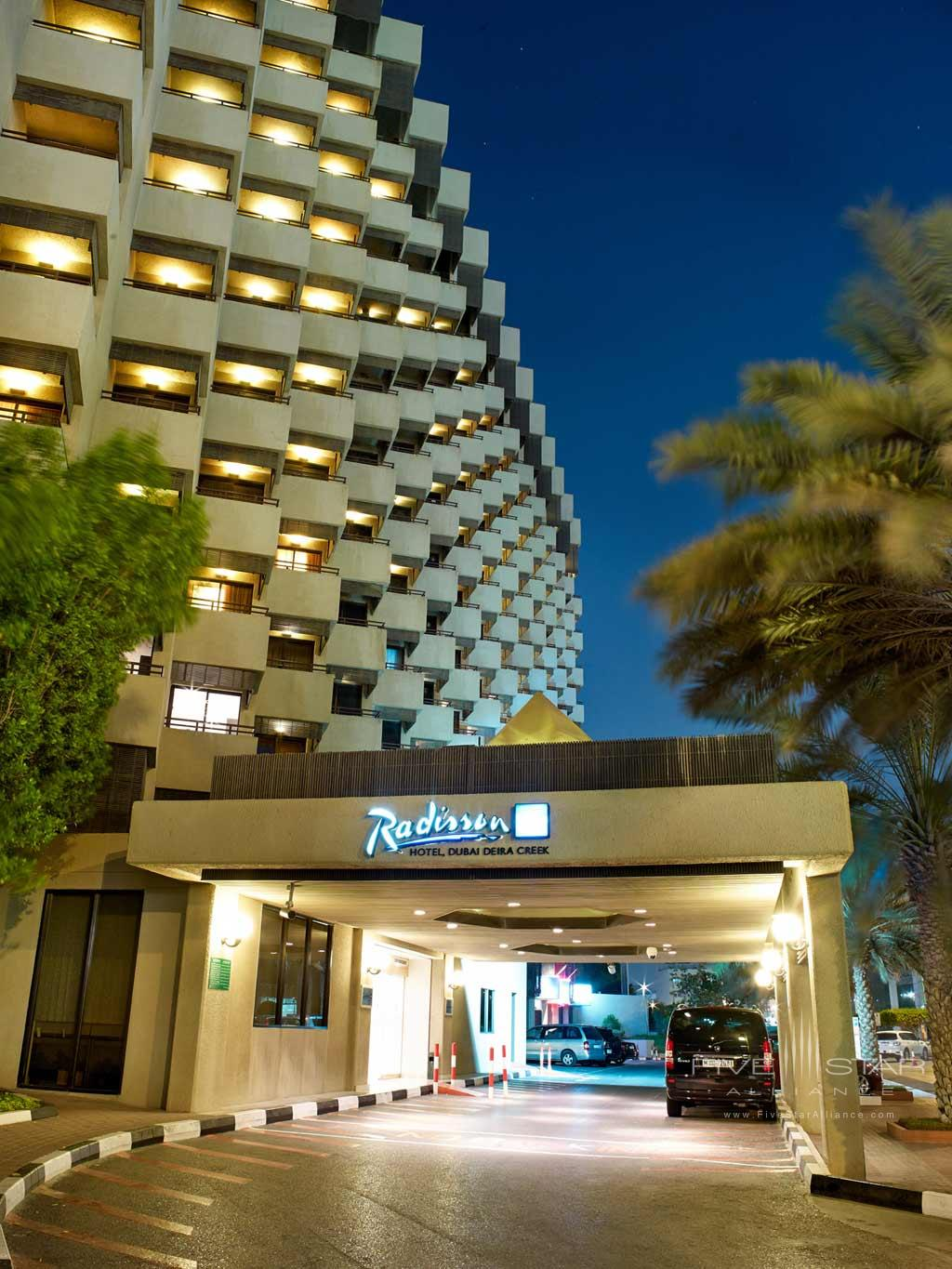 Radisson Blu Hotel Dubai Deira Creek, United Arab Emirates