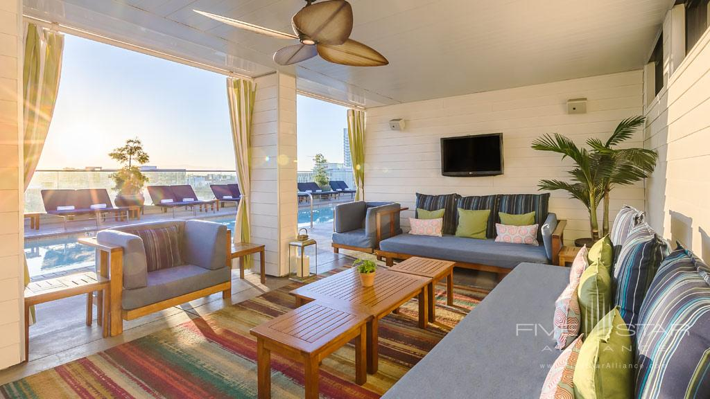 Cabana Suite at Andaz San Diego, CA