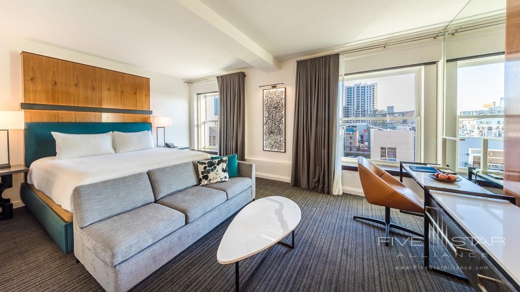 Andaz King Guest Room at Andaz San Diego, CA