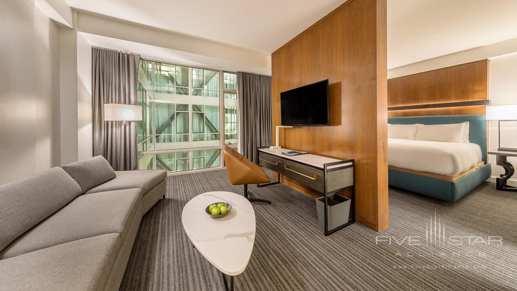 Andaz Suite at Andaz San Diego, CA