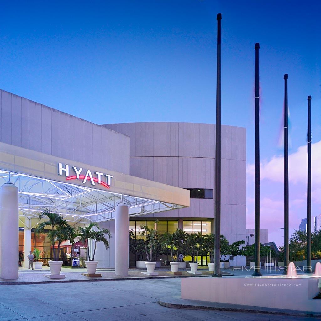 Hyatt Regency Miami, Miami, FL