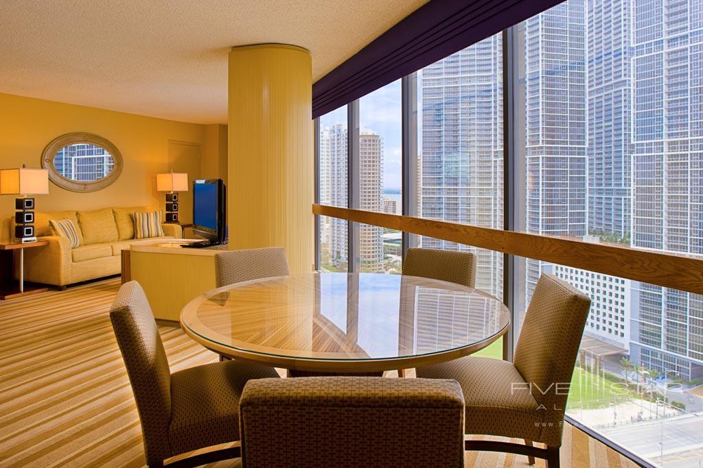 Suite at Hyatt Regency Miami, Miami, FL