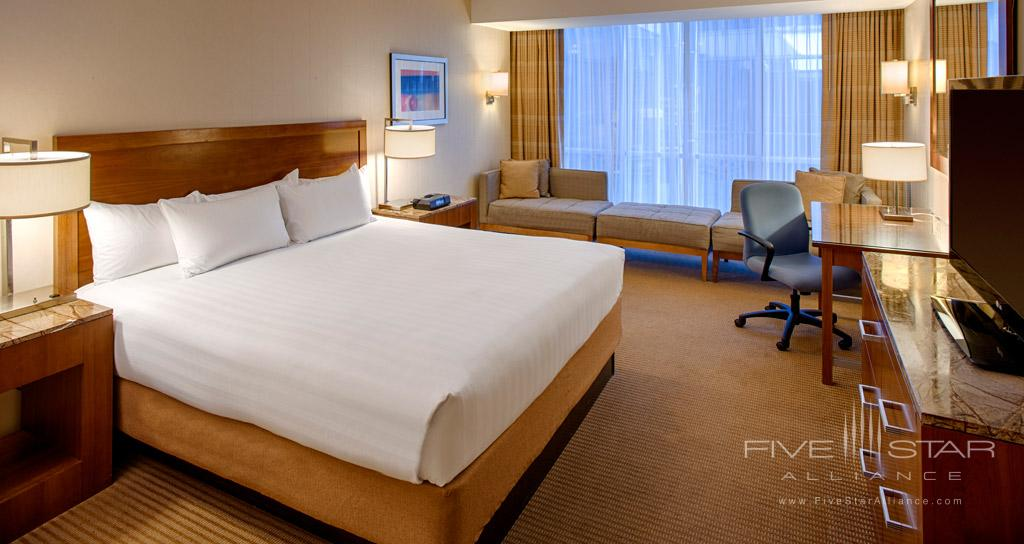 Guest Room at Hyatt Regency Baltimore, Baltimore, MD