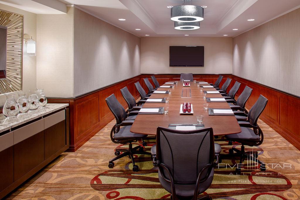 Meetings at Hyatt Regency Baltimore, Baltimore, MD