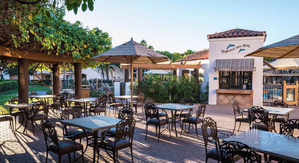 Terraza Del Mar Restaurant at Fess Parkers Doubletree Resort, Santa Barbara, CA