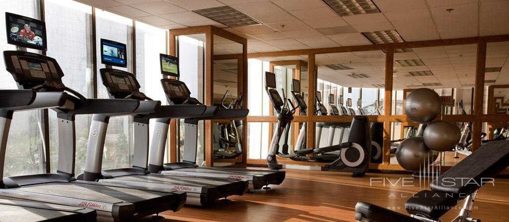 Gym at Hotel Houston Greenway Plaza, Houston, TX