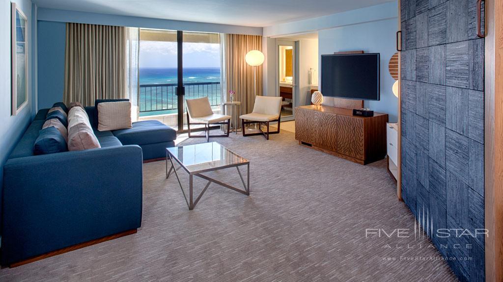 Suite Living at Hyatt Regency Waikiki Beach, Honolulu, HI