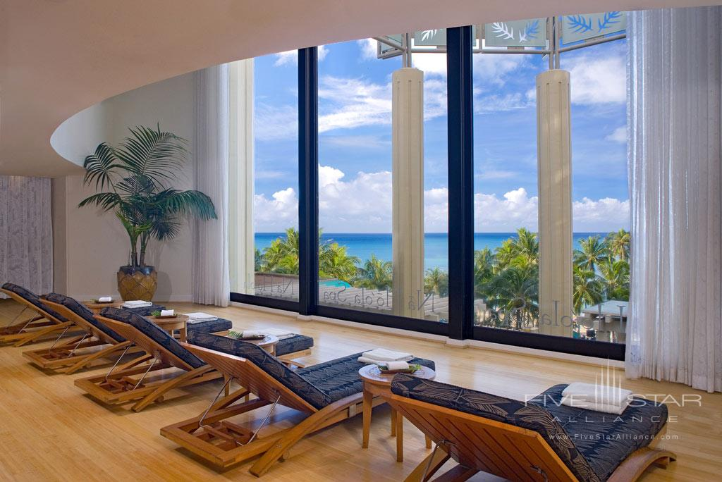 Spa at Hyatt Regency Waikiki Beach, Honolulu, HI