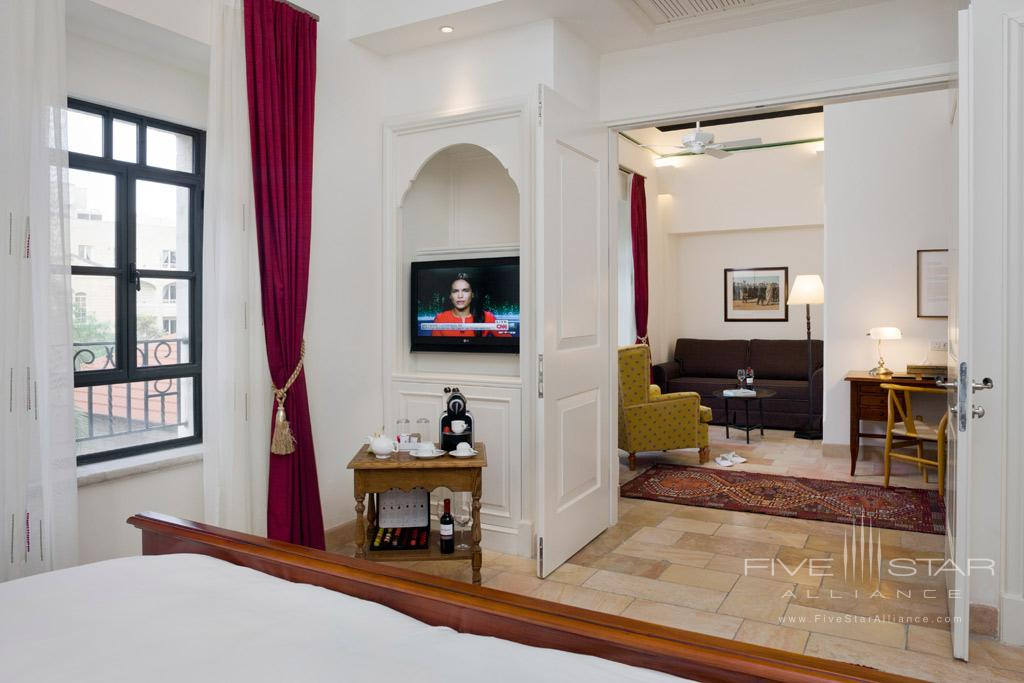 Suite at American Colony Hotel, Jerusalem, Israel