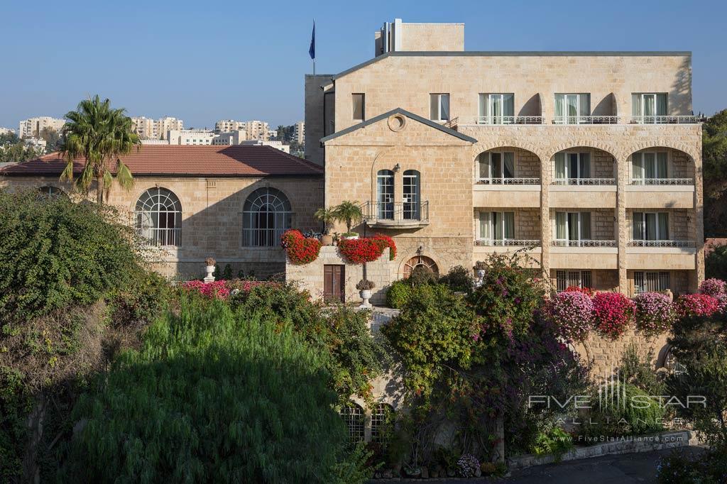 American Colony Hotel, Jerusalem, Israel