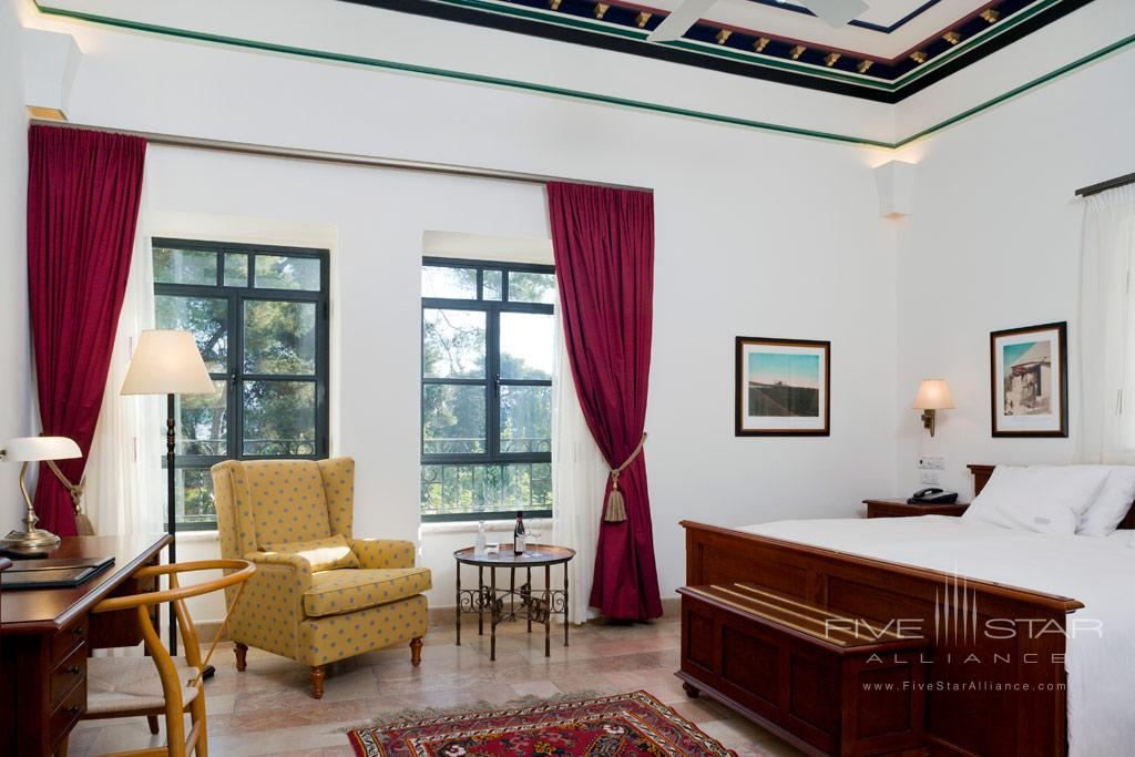 Classical Guest Room at American Colony Hotel, Jerusalem, Israel
