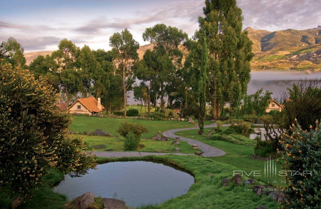 Cottages at Belmond Las Casitas, Arequipa, Peru