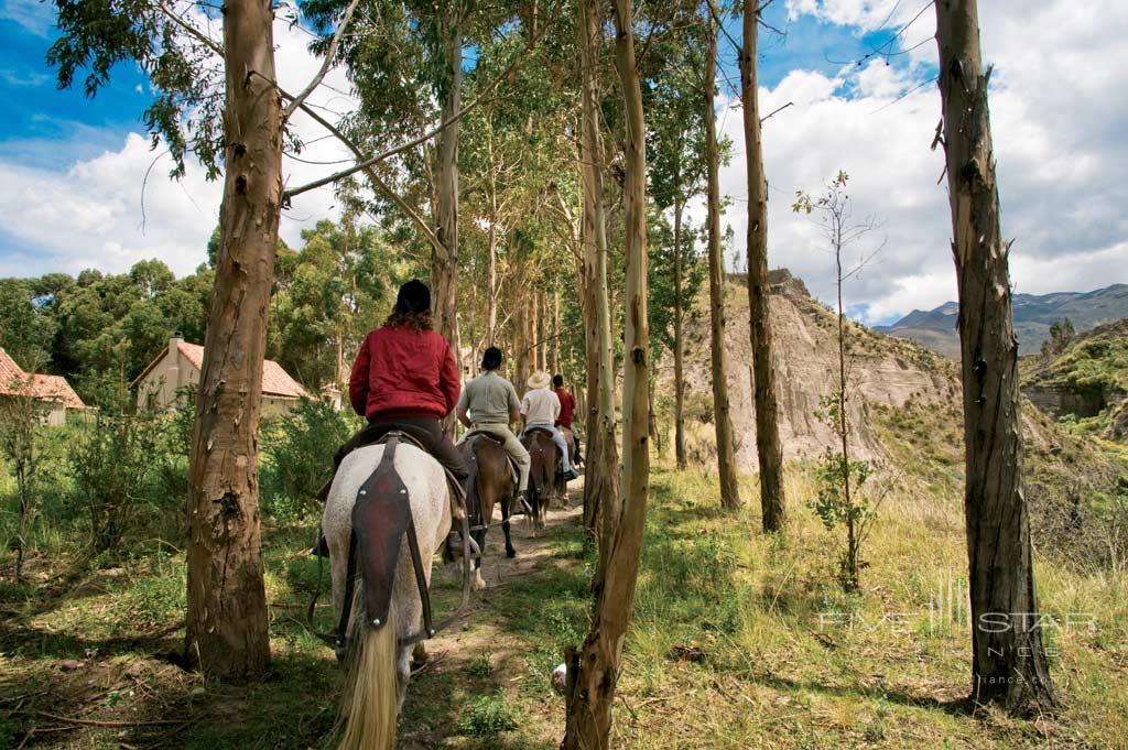 Activities at Belmond Las Casitas, Arequipa, Peru