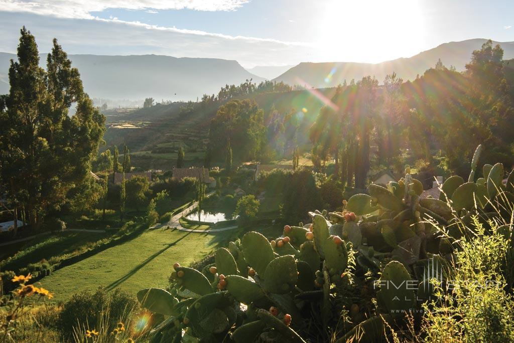Belmond Las Casitas, Arequipa, Peru