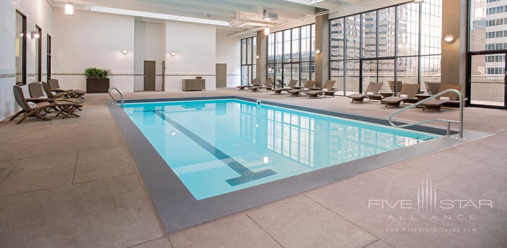 Indoor Pool at Grand Hyatt Denver, CO