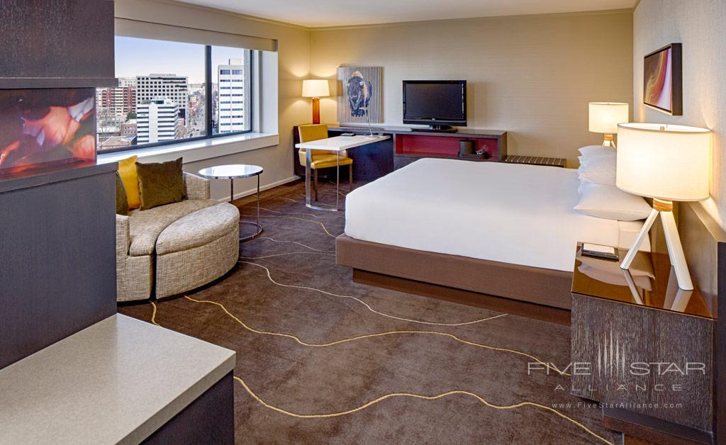 Suite at Grand Hyatt Denver