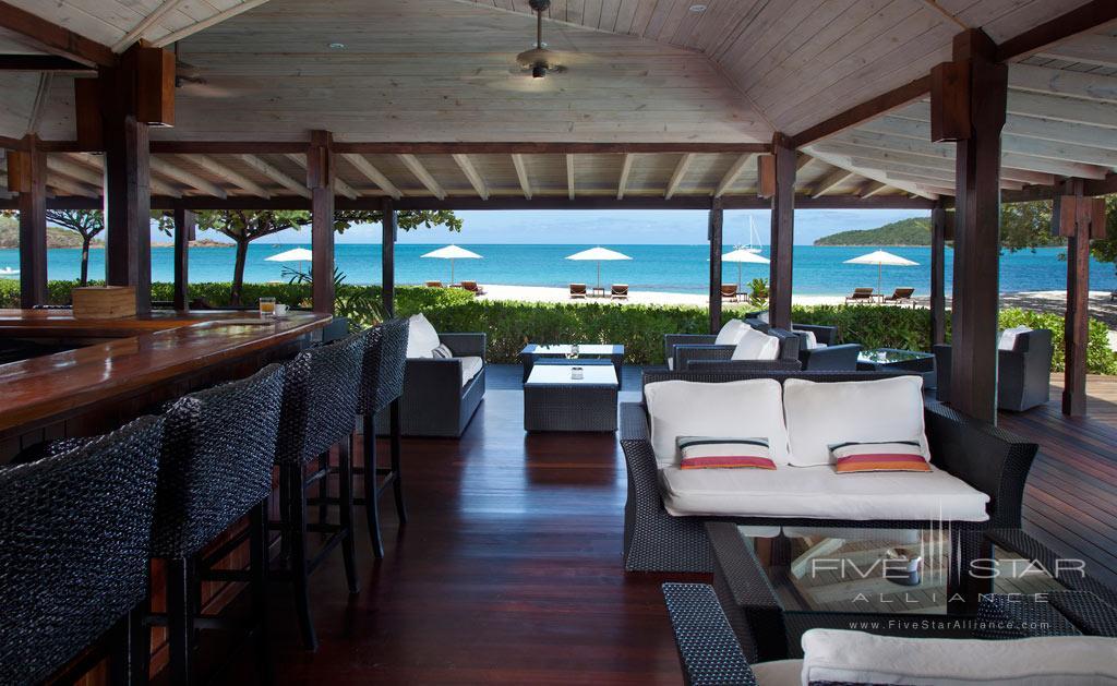 Lounge at Hermitage Bay, Antigua & Barbuda