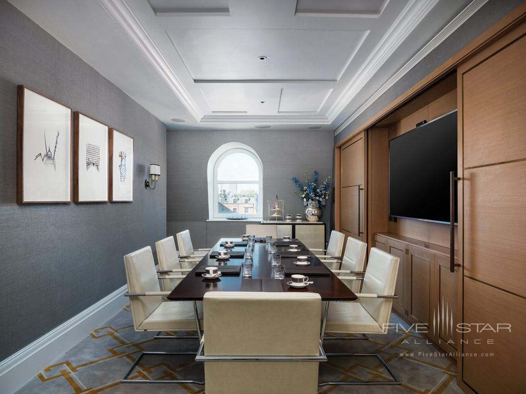 Meetings at The Langham London, United Kingdom