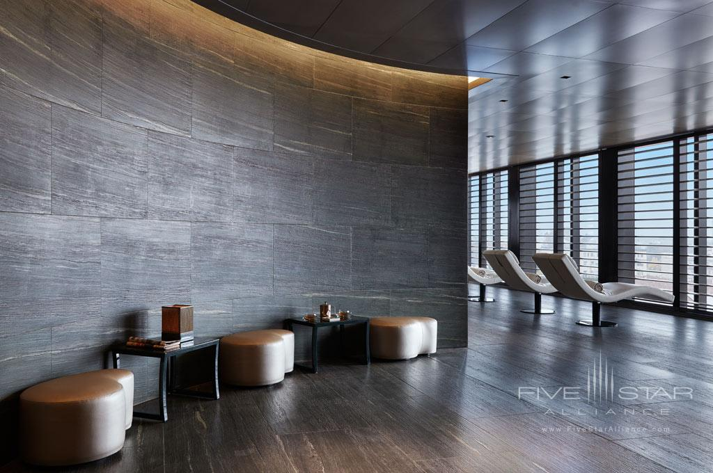 Spa at Armani Hotel Milano, Italy