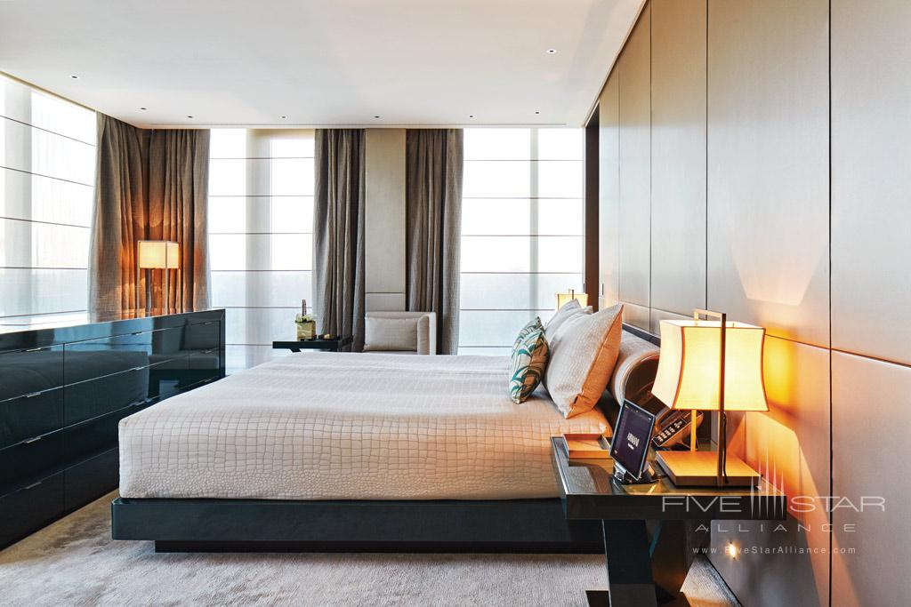Milano Suite at Armani Hotel Milano, Italy