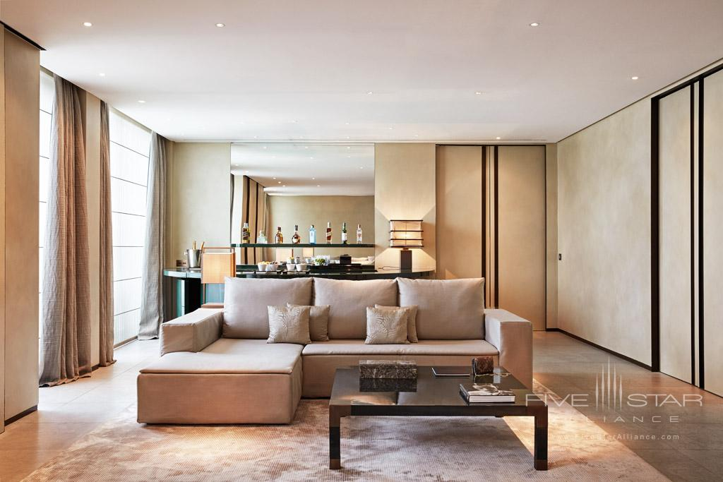 Presidential Suite at Armani Hotel Milano, Italy
