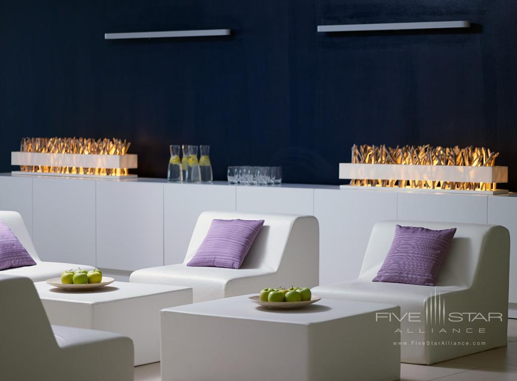 Spa Reception at Radisson Blu Resort Split, Croatia