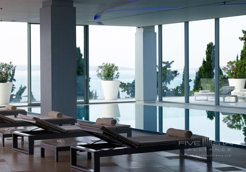 Indoor Pool at Radisson Blu Resort Split, Croatia