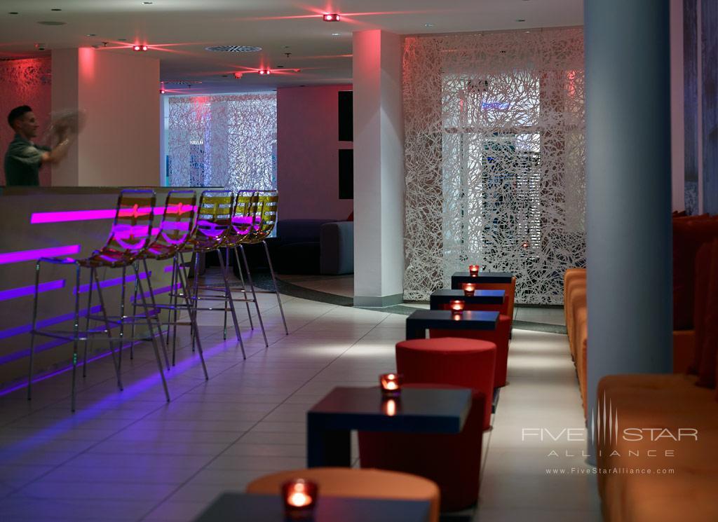 Bar at Radisson Blu Resort Split, Croatia