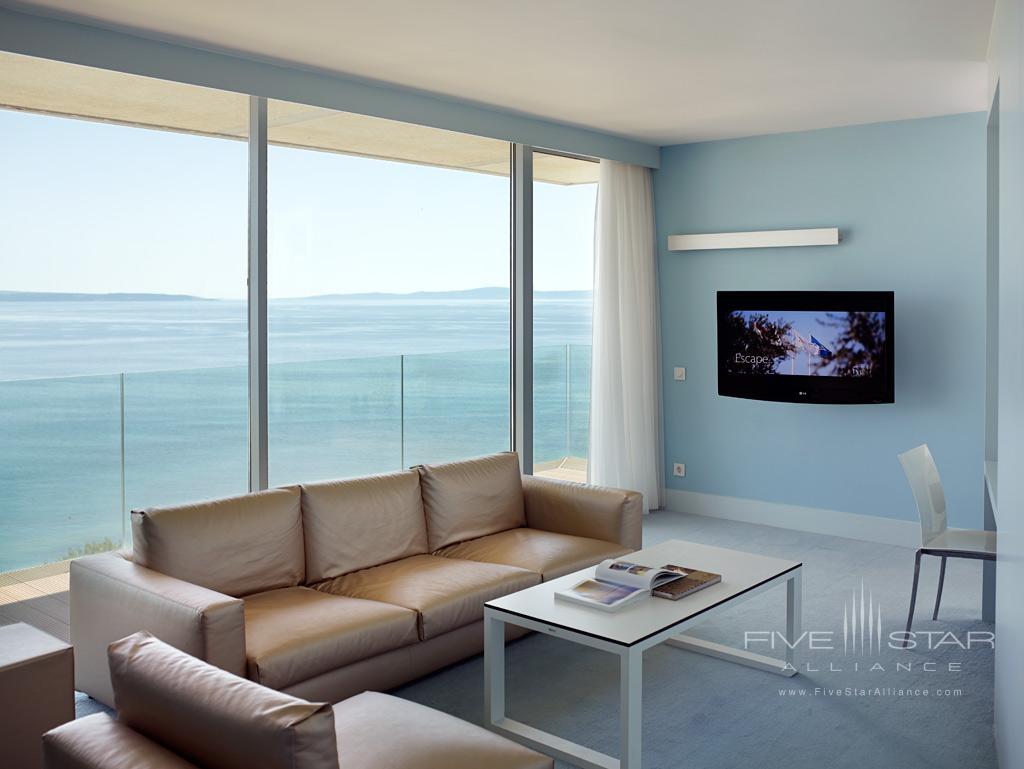 Junior Suite at Radisson Blu Resort Split, Croatia