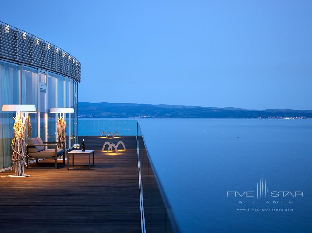 Presidential Suite at Radisson Blu Resort Split, Croatia