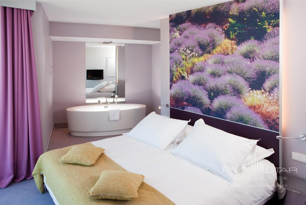 Senior Suite at Radisson Blu Resort Split, Croatia
