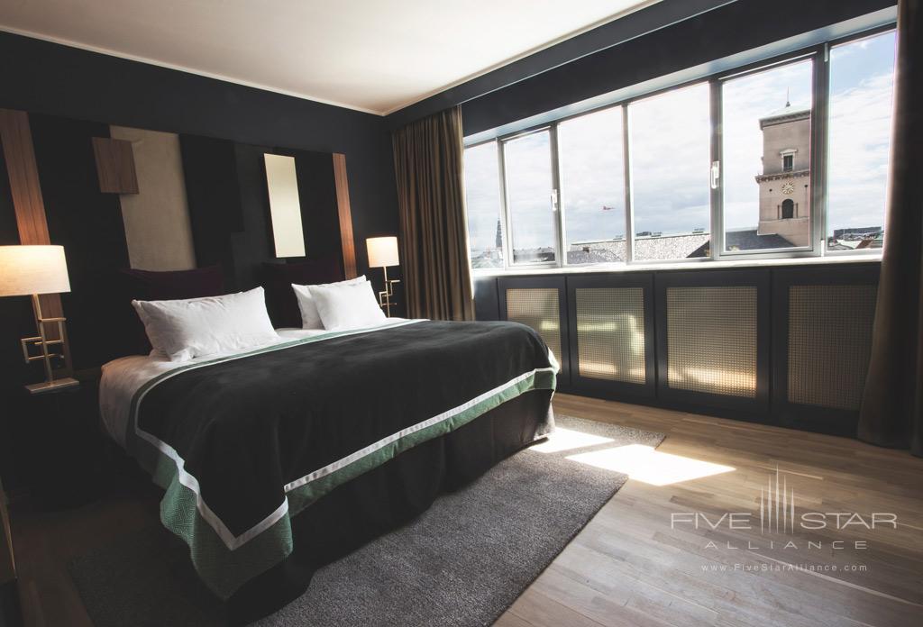 Superior City View Guest Room at First Hotel Skt  Petri, Copenhagen, Denmark