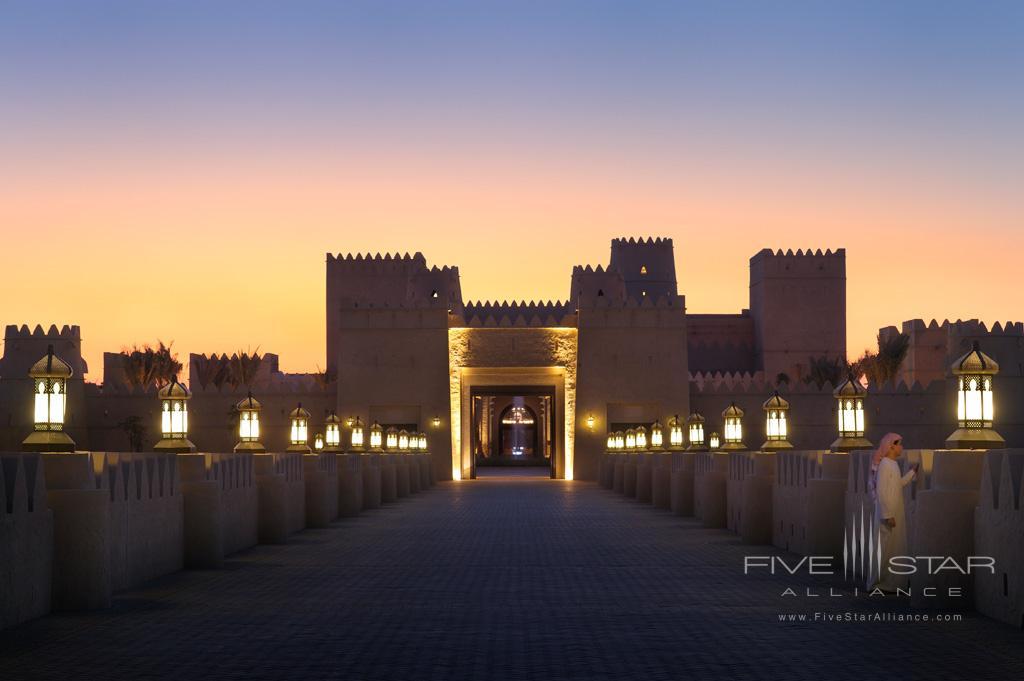 Qasr Al Sarab Desert Resort by Anantara, United Arab Emirates