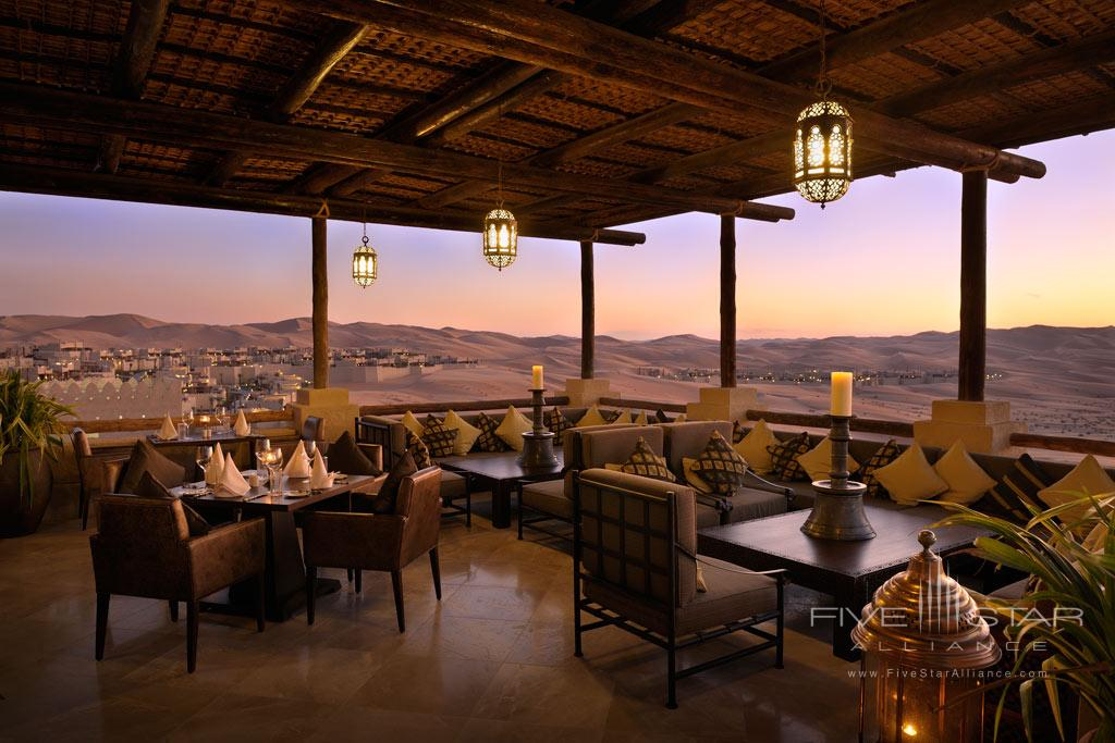 Suhail Restaurant at Qasr Al Sarab Desert Resort by Anantara, United Arab Emirates