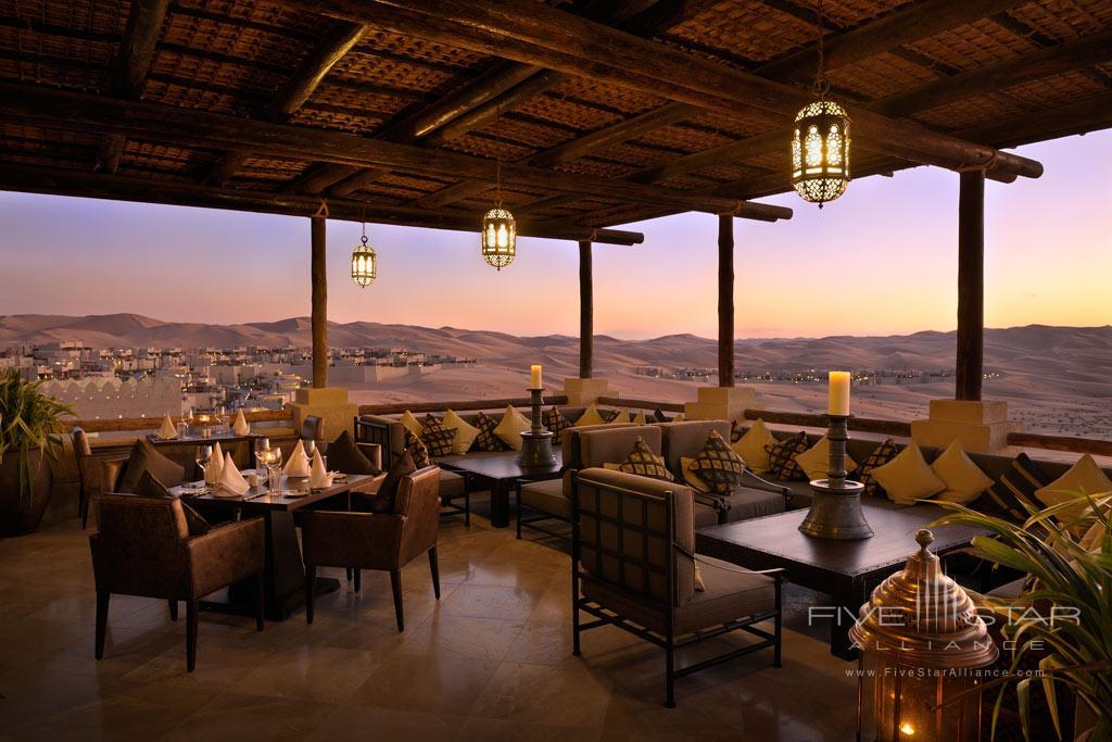 Suhail Restaurant at Qasr Al Sarab Desert Resort by Anantara, United Arab Emirates