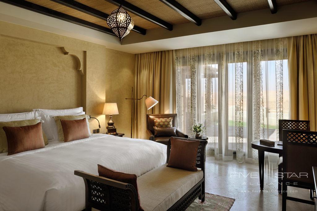 King Guest Room at Qasr Al Sarab Desert Resort by Anantara, United Arab Emirates
