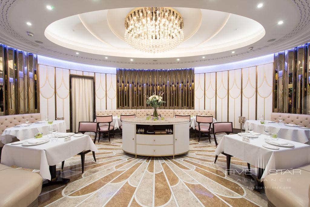 Oval Restaurant at The Wellesley, London