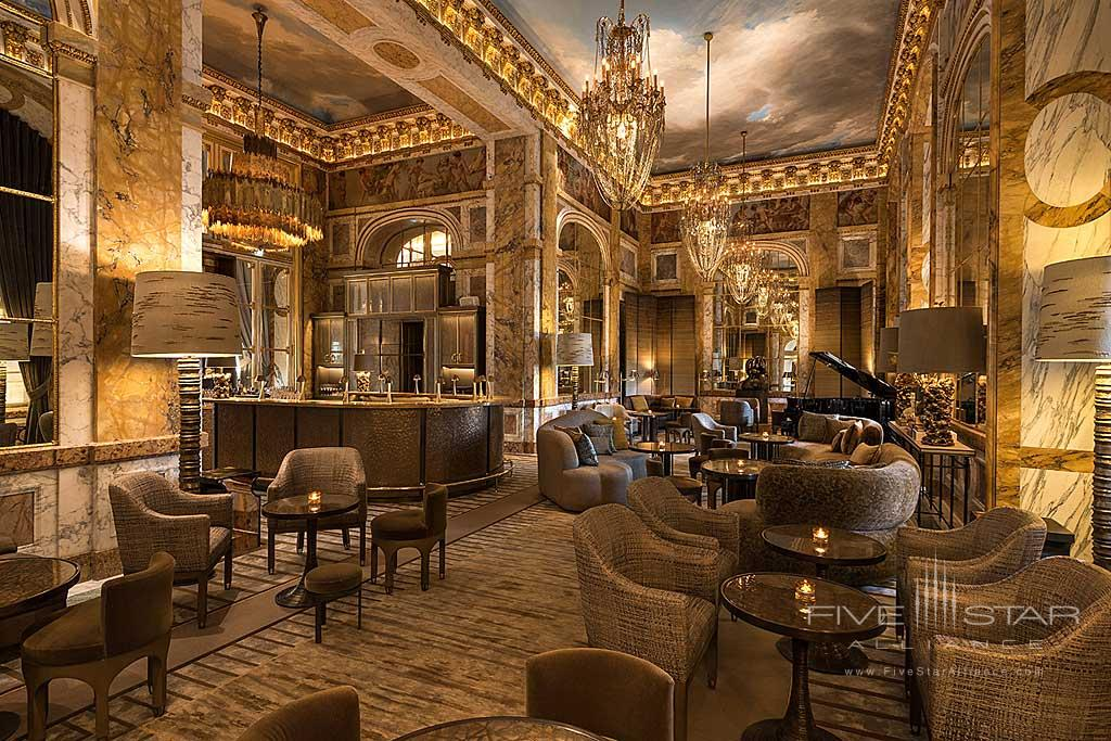 Dine at Hotel de Crillon, Paris, France