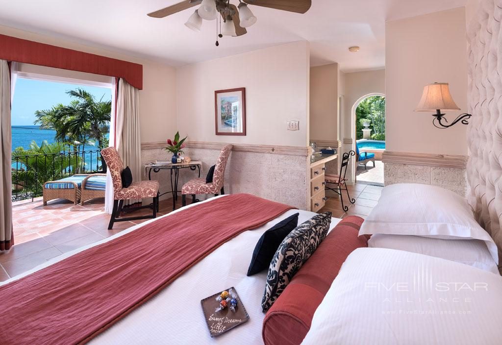 Guest room at Little Arches Boutique Hotel