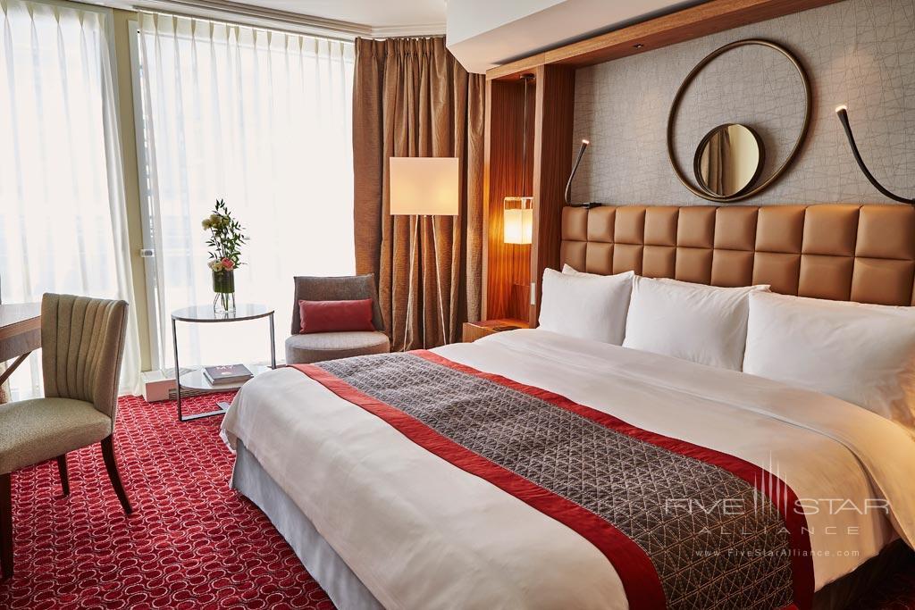 Superior Guest Room at Grand Hotel Kempinski Geneva, Switzerland