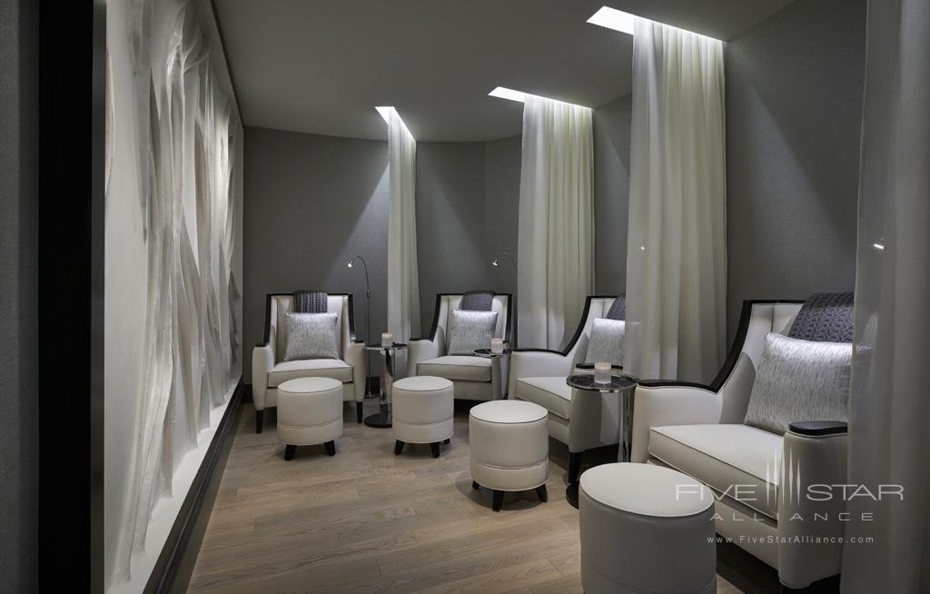 Spa at Ritz Carlton Washington DC