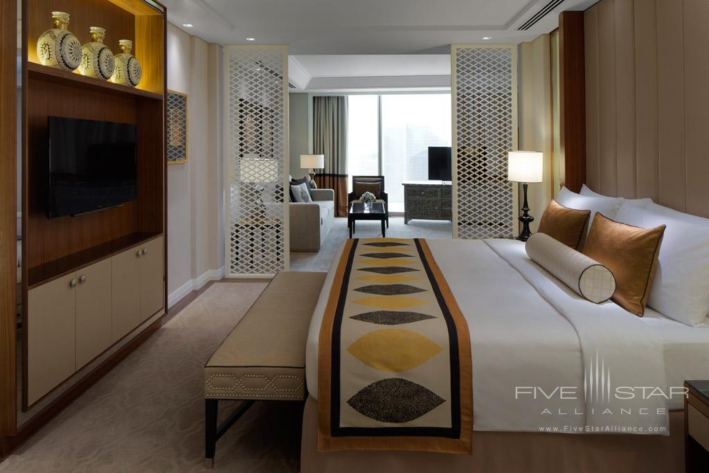 Luxury Junior Suite at Taj Dubai, United Arab Emirates