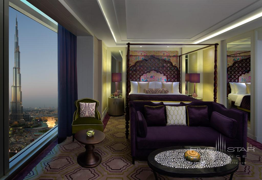 Maharaja Suite at Taj Dubai