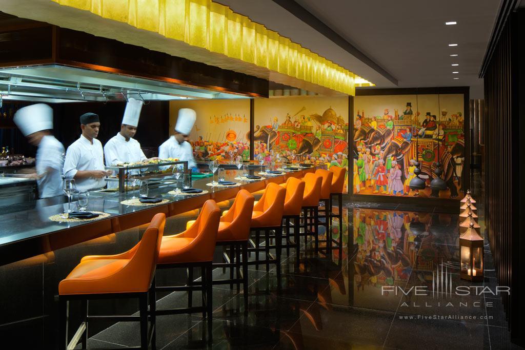 Bombay Brasserie at Taj Dubai, United Arab Emirates