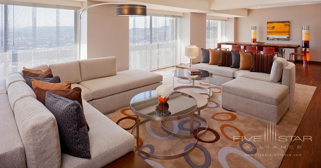 Suite at Grand Hyatt San Francisco, CA