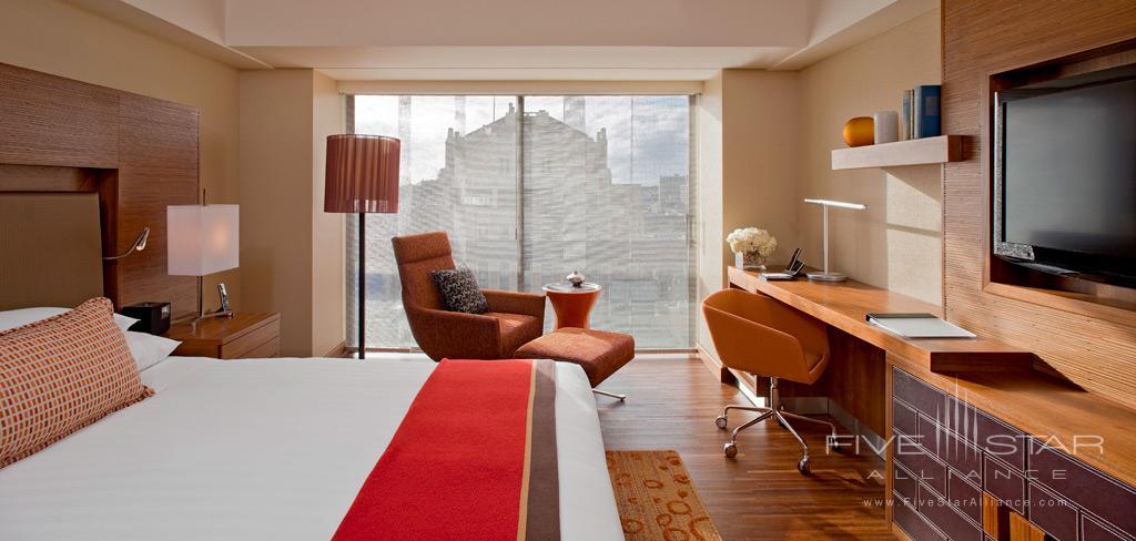 Guest Room at Grand Hyatt San Francisco, CA