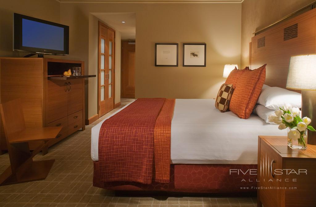 Guest Room at Grand Hyatt Seattle, WA