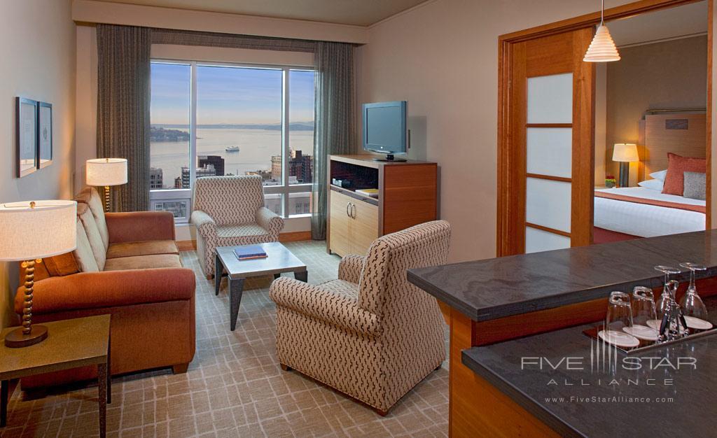 Suite at Grand Hyatt Seattle, WA