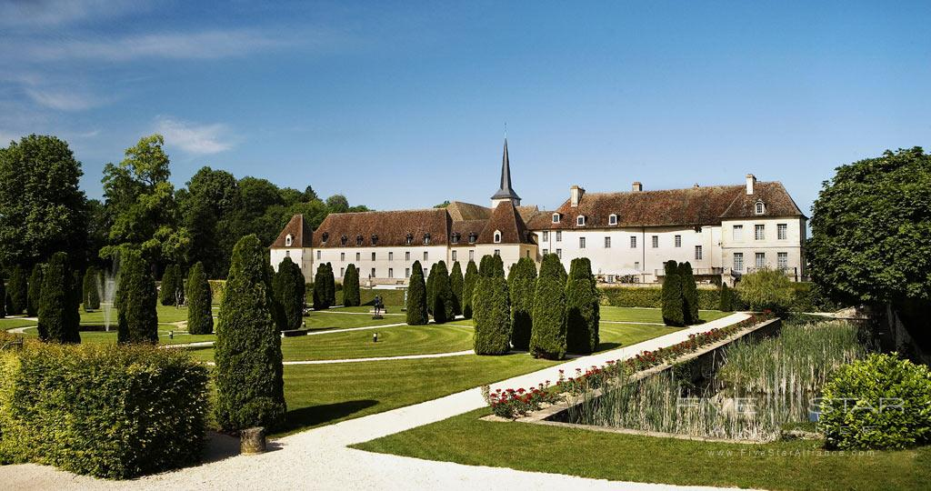 Chateau de Gilly, France