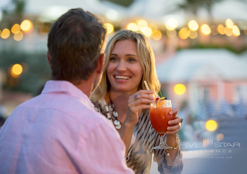Enjoy a Sunset Drink at Fairmont Southampton, Bermuda